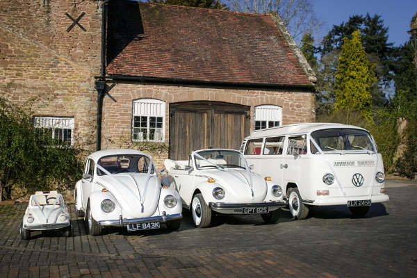 Gorgeous wedding cars for hire